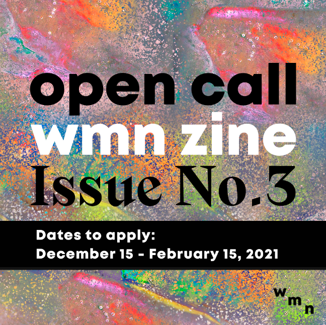 flyer for open call